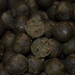 Natural Green Boilies